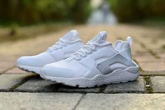 Introducing the White Huarache Ultra. Coming soon. http://ift.tt/1PVl9r7