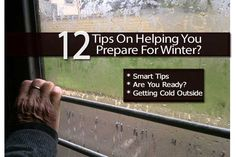 12 Tips On Helping You Prepare For Winter?