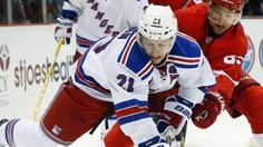 Derick Brassard's OT objective provides Rangers 1-0 win over Blackhawks - http://www.longislandguide.com/derick-brassards-ot-goal-gives-rangers-1-0-win-over-blackhawks/ When Brassard stepped into a put shot from the left circle and beat Corey Crawford 32 seconds into overtime to offer the Rangers a 1-0 win, both streaks ended Sunday night. They suppressed all 4 Blackhawks power plays, enabling just 2 shots. The Rangers (40-17-7) have actually won a minimum of 40 video games h