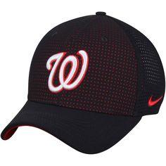 Washington Nationals Nike AeroBill Classic 99 Performance Adjustable Hat - Navy