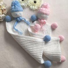Crochet sleepy head/ crochet ragdoll / love by TheLittleLilly