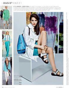 Vogue Russia Apr 2014, Kate Bogucharskaia by Danil Golovkin http://en.paperblog.com/fashion-model-kate-bogucharskaia-for-vogue-russia-april-2014-829398/