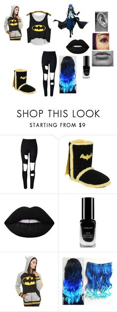 """""""Kaylen Fullbuster Daily Outfit"""" by kaylenfernandes on Polyvore featuring interior, interiors, interior design, home, home decor, interior decorating, Lime Crime, Inglot and Disney"""