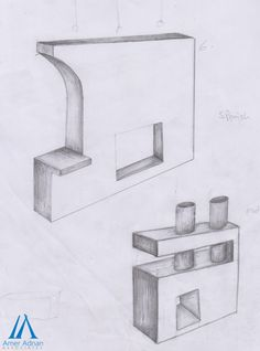 Latest Fireplace Sketch Design to Improve Your Home Interior`s Beauty
