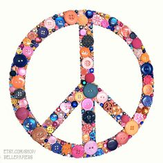 Hey, I found this really awesome Etsy listing at https://www.etsy.com/listing/118228774/8x10-peace-sign-buttons-swarovski
