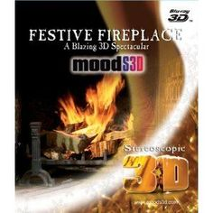 Festive Fireplace 3D [Blu-ray] Two atmospheric films which combine aquatic visuals with ambient music and sound effects.... (Barcode EAN=5060247120027) http://www.MightGet.com/january-2017-12/festive-fireplace-3d-[blu-ray].asp