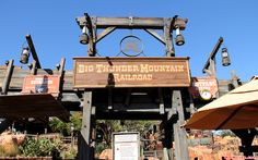 big thunder mountain railroad facebook covers | Big Thunder Mountain Railroad Desktop Wallpaper 1280x800