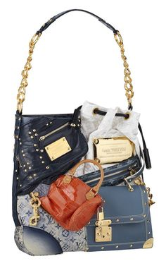 679d580aafa LV Tribute Patchwork Bag Twenty are available in Louis Vuitton stores in  Europe and Asia but the 4 in the USA have already been sold.
