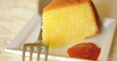 Hungarian Desserts, Hungarian Recipes, Pound Cake, Cornbread, Vanilla Cake, Cake Recipes, Muffin, Lemon, Cooking Recipes