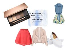 """""""Untitled #54"""" by holdenbeach on Polyvore featuring TOMS, Zizzi, Allegra K and LE3NO"""