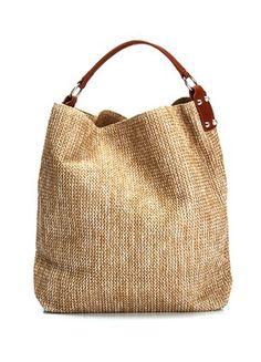 MUDO Accessoires Çanta Online Satın Al | Mudo City Kadın – 3 Al 2 Öde | Markafoni Crochet Beach Bags, Crochet Market Bag, Crochet Tote, Beach Tote Bags, Canvas Tote Bags, Crochet Shoulder Bags, Reversible Tote Bag, Straw Tote, Jute Bags