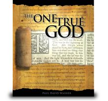 FREE download from Paul Washer - The One True God