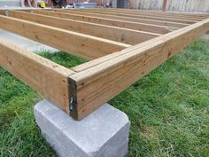 Are you looking for how to build floating deck plans step by step guide? I have here how to build floating deck plans guide you will love. Floating Deck Plans, Building A Floating Deck, Deck With Pergola, Pergola Plans, Pergola Kits, Pergola Ideas, Steel Pergola, Pergola Cover, Wooden Pergola
