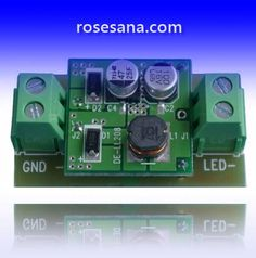 LED Driver 1 W for Luxeon White Green Blue