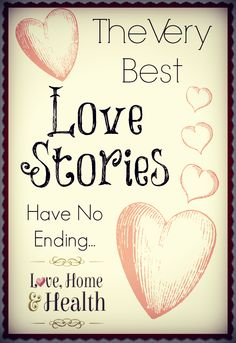 The Very Best Love Stories Have No Ending