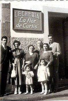 La Flor de Curtis en la calle del Orzan 64 Madrid, Bb, Barcelona, Antiques, Old Pictures, City, Flower, Historia, Old Photography