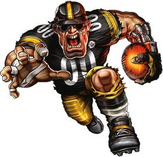Extreme Steelers | Pittsburgh Steelers Logo