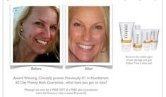 Foundation free and loving it!! REVERSE Regimen strikes again!! Preferred Customers receive 10% off and FREE SHIPPING!! Still waiting to have the best skin of your life? Wait no more!!! Our products are 60 day supplies.   TheWrinkleDrs.myrandf.com