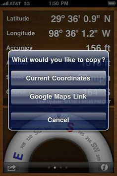 Handy GPS and Compass | iPhone App | ▼ LIMITED TIME FREE ↓ SAVE $0.99