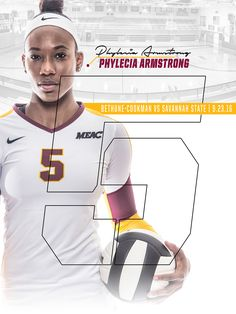Volleyball Game Day Programs on Behance