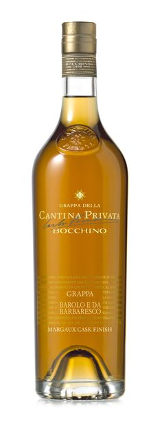 Margaux Cask Finish by Cantina Privata Bocchino #distilleriabocchino #cantinaprivata #grappa