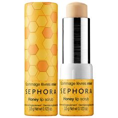 Shop SEPHORA COLLECTION's Lip Balm & Scrub at Sephora. This range of six lip balms, each offer a different ingredient to nurture lips all day long.