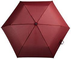 Mano Paraguas plegable MPU6 Rojo - http://comprarparaguas.com/baratos/de-colores/rojo/mano-paraguas-plegable-mpu6-rojo/