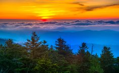 We love the gorgeous views found in the Smoky Mountains