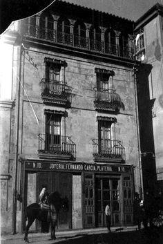 Salamanca en el ayer: Establecimientos Comerciales