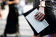 Street Style From New York Fashion Week, Day Three - The Cut