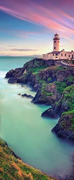 Fanad Head Lighthouse, Co. Donegal, Ireland
