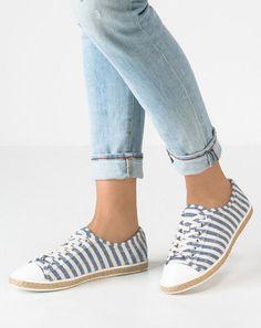 MICHAEL Michael Kors KRISTY Chaussures à lacets nat/blue prix Baskets femme Zalando 130.00 €