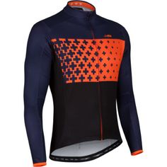 Wiggle | dhb Blok Meso Roubaix Long Sleeve Jersey | Long Sleeve Cycling Jerseys