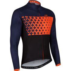 Wiggle | dhb Blok Meso Roubaix Long Sleeve Jersey | Long Sleeve Cycling Jerseys