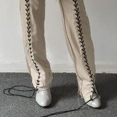 crab6:  therobertosanchez:  #howtowear #robertosanchez shoes @f_and_m   @lustyr