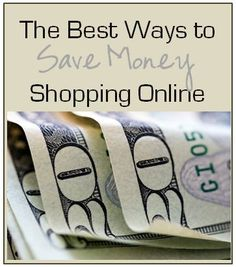 How to Save Money Online- a Must Read!