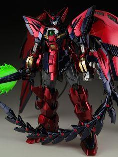 GUNDAM GUY: MG 1/100 Gundam Epyon - Painted Build