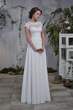 Wedding Dress Hochzeitskleid Brautkleid JOAN ivory