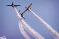 #Iacarii Acrobați / Aerobatic Yakers