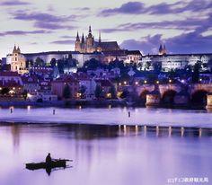 プラハ歴史地区(チェコ)
