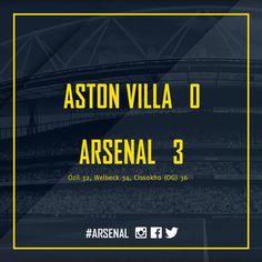 Özil & Welback 1st Away Goal !!!