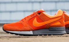 Nike Air Pegasus 89: Orange  Grey