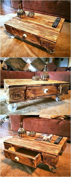 Ineffable Chest of Drawers from Wooden Pallets Ideas. Prodigious Chest of Drawers from Wooden Pallets Ideas. Wooden Pallet Crafts, Wood Pallet Tables, Wood Pallet Furniture, Modular Furniture, Wooden Pallets, Furniture Decor, Furniture Stores, Palette Furniture, Furniture Buyers