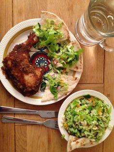 Nammis kyllingmiddag! Jamaica, Mexican, Ethnic Recipes, Food, Negril Jamaica, Meals, Yemek, Eten