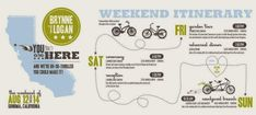 wedding weekend itinerary template - Google Search
