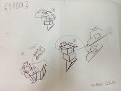 Gift box - boceto