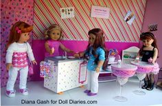 Another Diana Doll Rescue � Is it Belle? Sweet Treats Shop