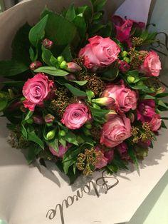Bouquet #AudaceFloraleChantilly