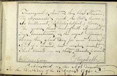 Anne Wagner album, 1795-1834 * by takeabreak, aged vintage ephemera