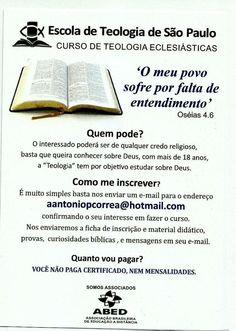 Escola de Teologia de São Paulo - Conselho de Pastores do Brasil - CPB